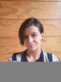 La escritora colombiana Melba Escobar. ©Archivo personal